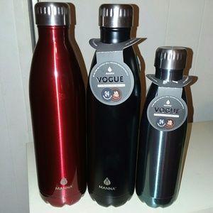 Mana Gouge Stainless Steele Bottle(s)